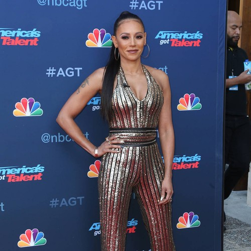 Mel B's first husband fears for their daughter's safety