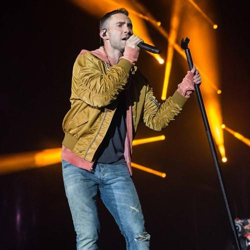 Adam Levine leads The Voice's