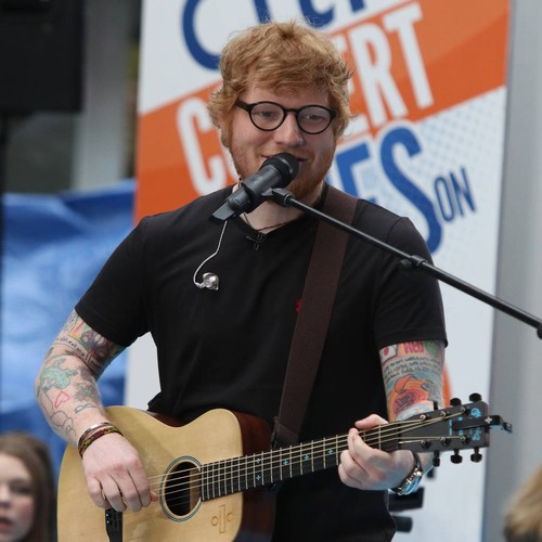 Ed Sheeran surprises fans at Shawn Mendes gig
