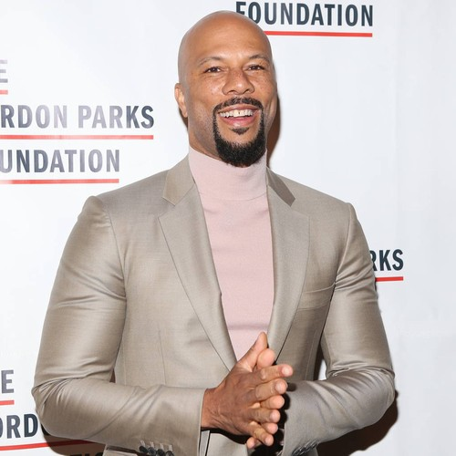 Common has big plans for Broadway to secure EGOT status