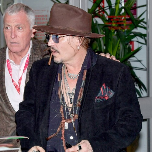 Johnny Depp leads celebrations for Shane MacGowan's 60th at star-studded concert