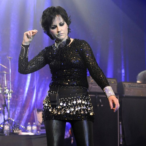 Dolores O'Riordan left upbeat voice message for friend ahead of studio session