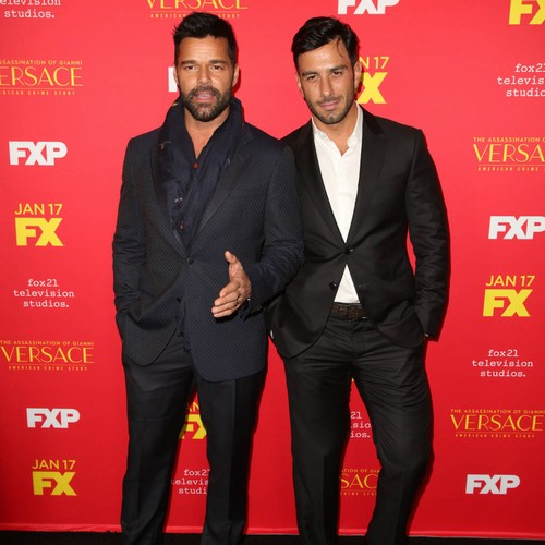 Ricky Martin: 'Wedding planning is crazy'