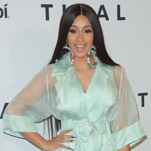 Cardi B thrilled by Jim Carrey's Finesse video approval