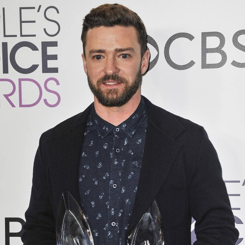 Justin Timberlake looking at Super Bowl performance as if it's his 'first time'