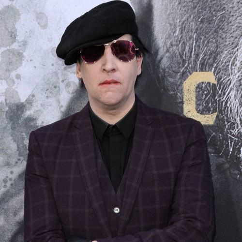 Marilyn Manson teases Johnny Depp as bandmate