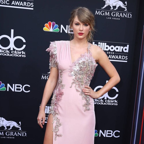 Taylor Swift makes surprise appearance at Billboard Music Awards