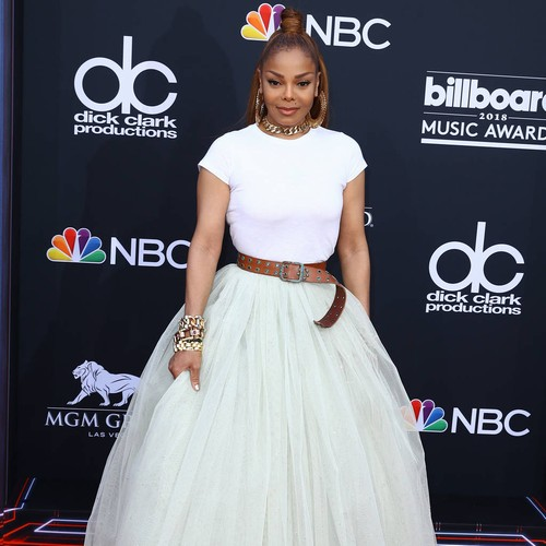 Janet Jackson pledges her support for women as she accepts Billboard Icon Award