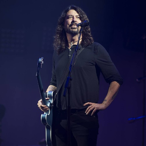 Dave Grohl still gets choked up when playing biggest hits