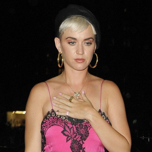 Katy Perry recharged at retreat after Witness album flop