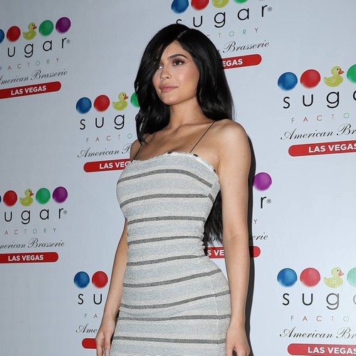 Kylie Jenner shows off leg scar on GQ cover