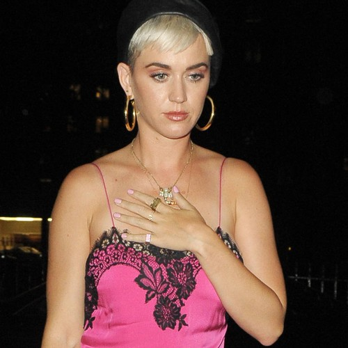 Katy Perry: 'I'd like to star in a movie comedy'