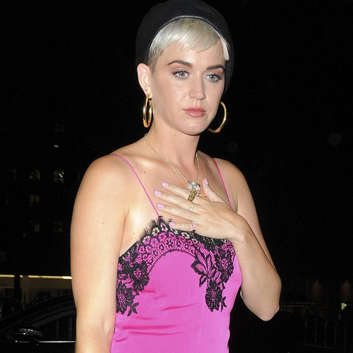 Katy Perry visits sick fan who was forced to miss concert
