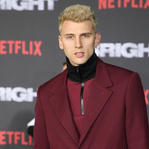Rapper Machine Gun Kelly hits out at Eminem on new diss track