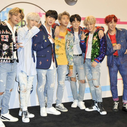 Bts Honoured As 'next Generation Leaders' By Time Magazine - Music News
