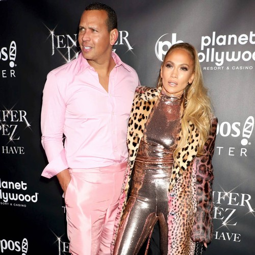 Jennifer Lopez And Alex Rodriguez's Car Collides With Photographer