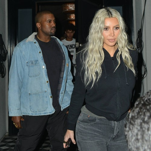 Kanye West Lavishes Kim Kardashian With Extravagant Birthday Flowers - Music News