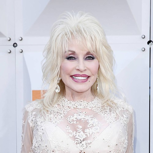 Dolly Parton Thrilled To Meet Jennifer Aniston's Dolly Dog