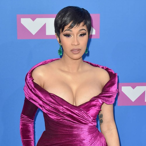 Cardi B Turned Down Seven-figure Offer For Baby Pictures
