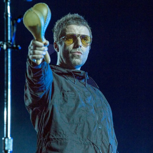 Liam Gallagher's Son Has Started A Rock Band