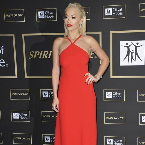 Rita Ora: 'my Naked Pictures Aren't Crazy'
