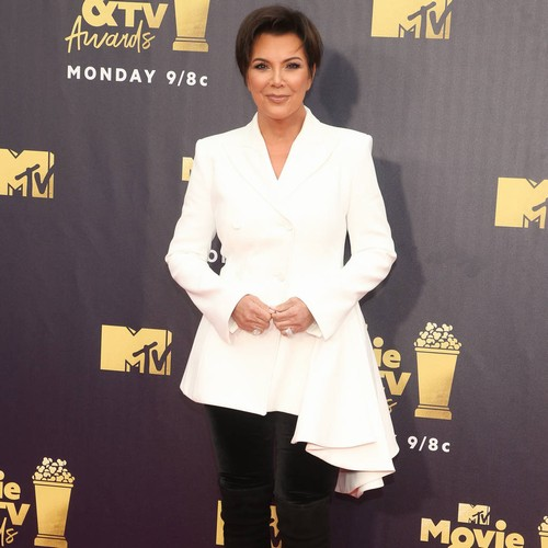 Kris Jenner Wishes Kanye West Would Keep Some Personal Issues Private