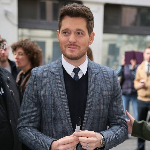 Michael Buble calls son Noah his 'hero' after brave cancer battle