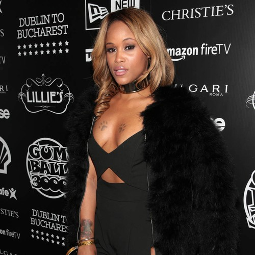 Rapper Eve Nervous About Reaching Out To Absent Father