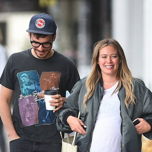 Hilary Duff's Baby Girl Is A Late Arrival