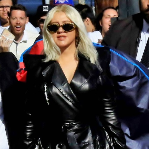 Christina Aguilera: 'touring Is Less Narcissistic Now I Have Kids'