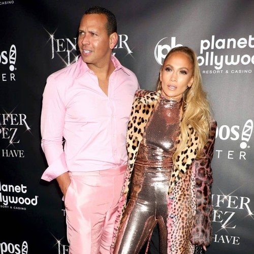 Jennifer Lopez Praises Boyfriend Alex Rodriguez For 'working On Flaws'