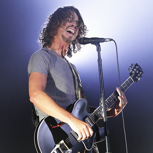 Chris Cornell's Widow Suing Doctor For Malpractice