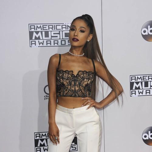 Ariana Grande 'thankful' For Ex Pete Davidson