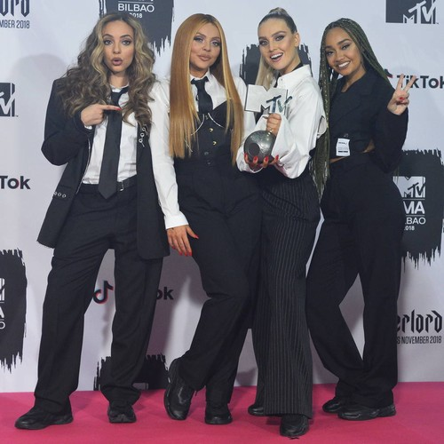 Little Mix Make Nicki Minaj Cry With Sweet Gift