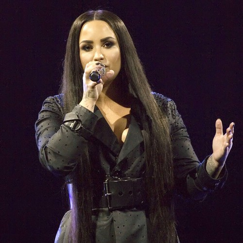 Demi Lovato Returns To Social Media With Voting Snapshot - Music News