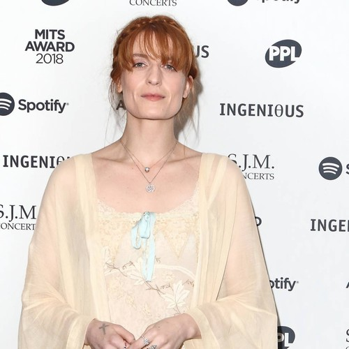 Florence Welch's Family Didn't Know About Past Eating Disorder Battle