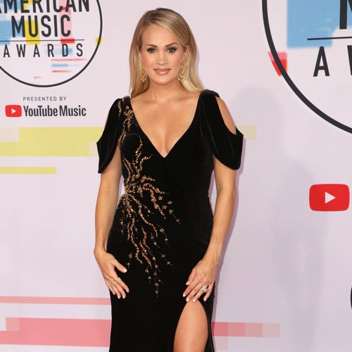Carrie Underwood Was Self Conscious About Singing Voice After Face Injury