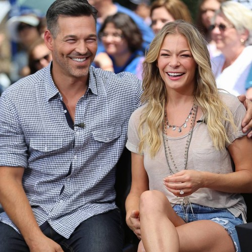 Leann Rimes And Eddie Cibrian Can't Recall Their Very First Meeting