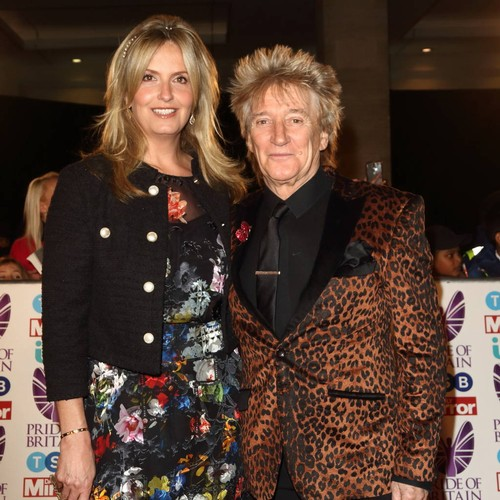 Rod Stewart Forced To Talk About Cheating Ways On Wife's Tv Show