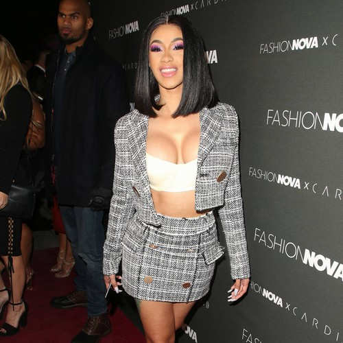 Cardi B Won't Change Her Sexy Style Now She's A Mum