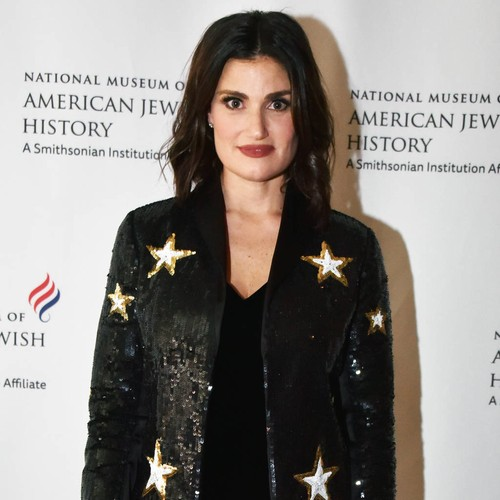 Idina Menzel Offers Up Her Talents For Spice Girls World Tour