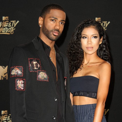 Jhene Aiko Plays Down Big Sean Split Speculation