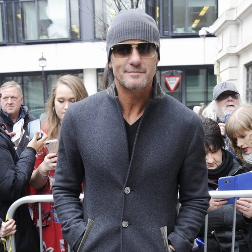 Royal Wedding Inspired Tim Mcgraw To Write His First 