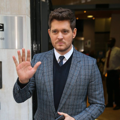 Michael Buble Could Care Less About Number One Album