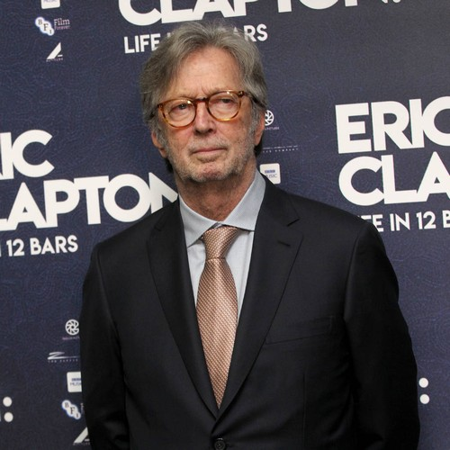 Eric Clapton Inspired By Bob Dylan To Create Santa Self-portrait For New Christmas Album