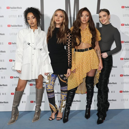Little Mix Dislike How Girl Bands Are Seen As A 'guilty Pleasure'