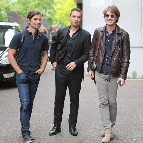 Hanson 'still Pinching Themselves' Over Beach Boys Collaboration