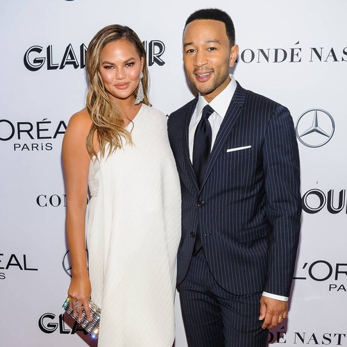 John Legend And Chrissy Teigen Recruit Celebrity Friends For Christmas Special