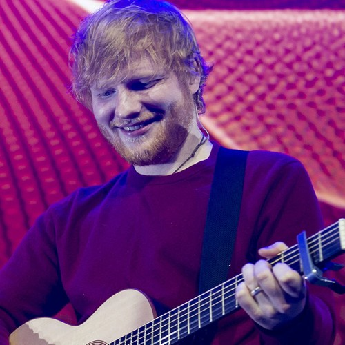 Ed Sheeran Shares Rare Photo Of Longtime Love Online - Music News