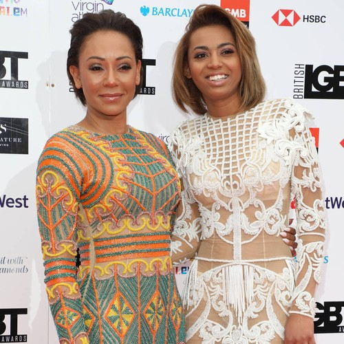 Mel B's Daughter 'saw Mother Being Beaten'